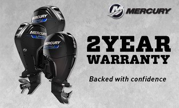 2 Year Warranty on SeaPro Engines