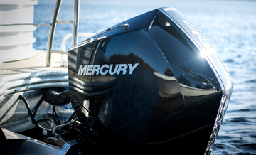 The all-new Mercury V-6 FourStroke