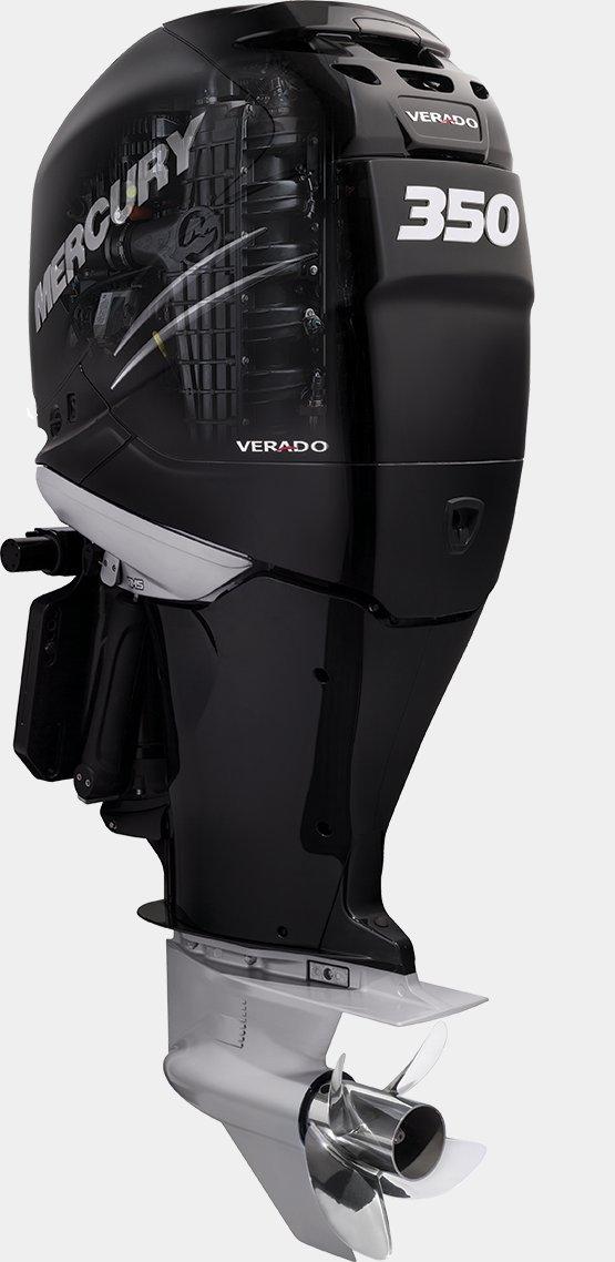 Mercury® Verado® Außenbordmotoren - Ausstattung