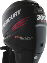 Verado® Pro FourStroke 200-300 hp