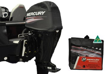 Outboard Cover - Protection for your 40-60hp FourStroke Outboard