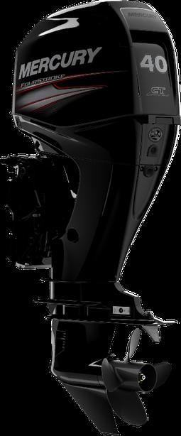 40 hp EFI Command Thrust