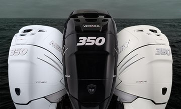 Introducing the Verado 350hp