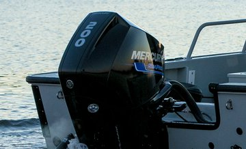 The new 200hp Mercury SeaPro