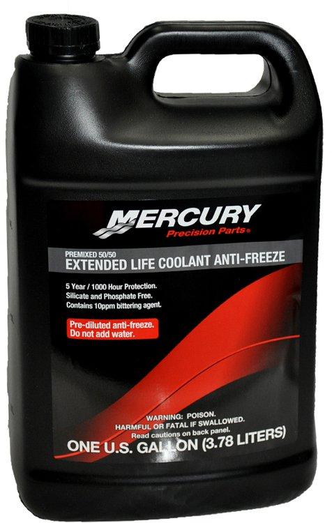 Precision Lubricants Antifreeze Mercury Marine