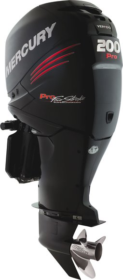 200 CV Pro FourStroke