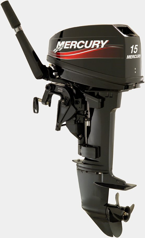 Подвесные двигатели Mercury® TwoStroke - Особенности