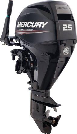 25 hp EFI