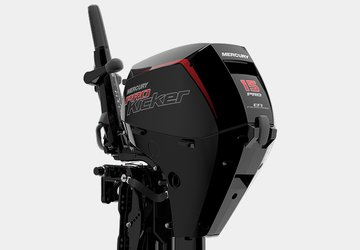 FourStroke ProKicker de 15hp