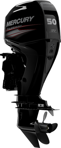 50 hp EFI Command Thrust