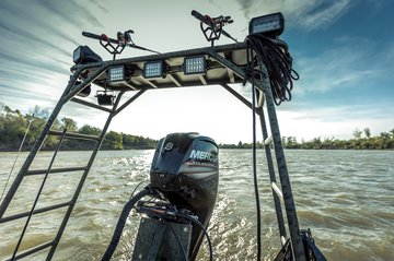 FourStroke Jet Outboards