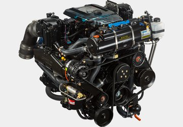 383 MPI Bravo - Freshwater Cooled