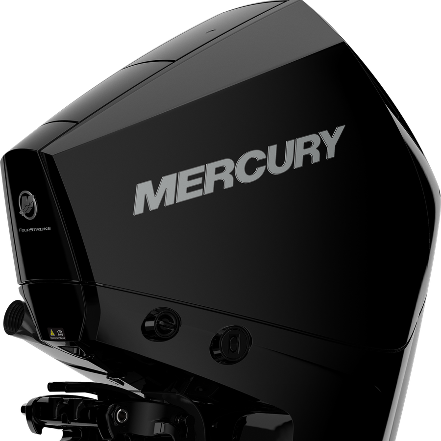 The All New Mercury FourStroke