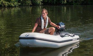 Mercury Inflatable Boats Warranty