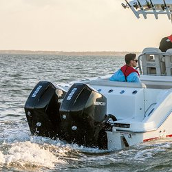 All-new V-6 3.4L FourStroke wins Innovation Award
