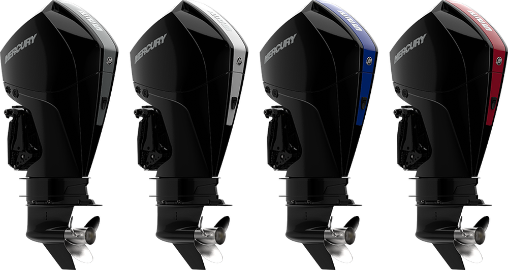 Mercury Marine Introduces New V6 Fourstroke Outboard
