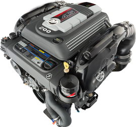 Mercury Marine 4.5L 200hp sterndrive named Top Product by Boating Industry