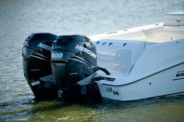 Projetado para equipamentos de barco com múltiplos motores.