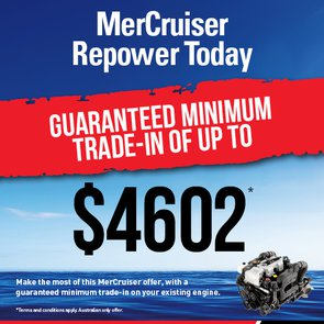 MerCruiser Repower Promotion