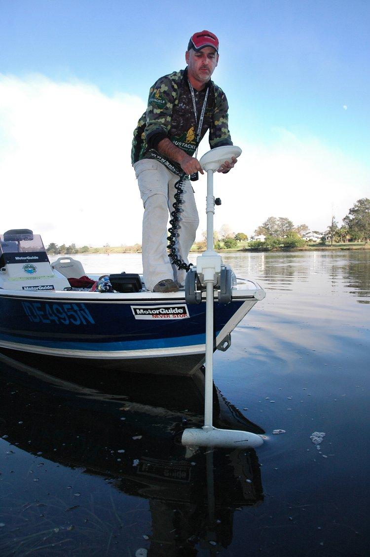 Le Xi5 de MotorGuide: doublement excellent pour un pêcheur de tournoi de haut niveau