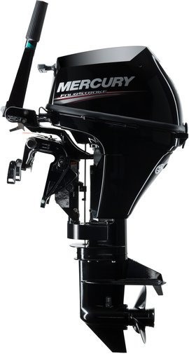 Mercury Marine's 8.0 and 9.9s take on exciting new look