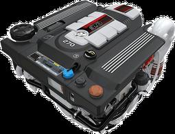 270 hp Sterndrive