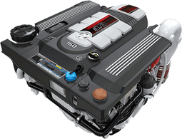 150 hp Sterndrive