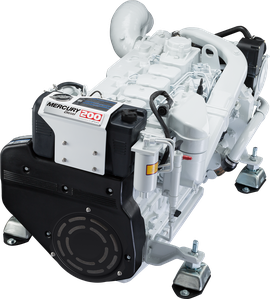 Mercury Marine partners with FPT Industrial to launch new 6.7L diesel engine