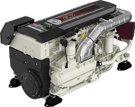 New Mercury Diesel 6.7L engine family unveiled at Genoa International Boat Show
